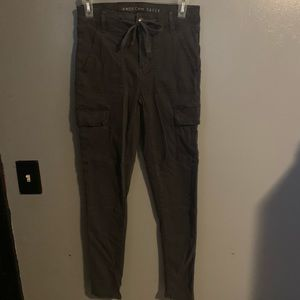 American Eagle Utility Jeans